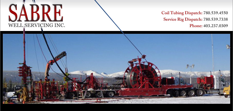 Coil Tubing Operator Odessa Tx: Sabre Well Servicing Careers: Coiled Tubing Careers In